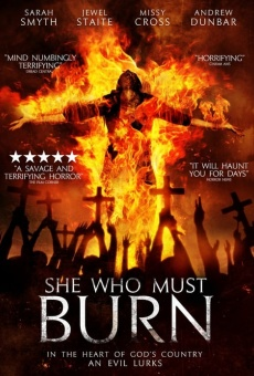 She Who Must Burn on-line gratuito