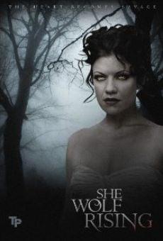 Ver película She Wolf Rising