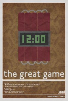 Sherlock: The Great Game on-line gratuito