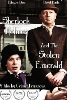 Sherlock Holmes and the Stolen Emerald on-line gratuito