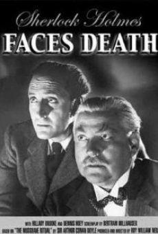Ver película Sherlock Holmes desafía a la muerte