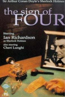 Sir Arthur Conan Doyle's The Sign of Four on-line gratuito