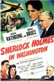 Sherlock Holmes in Washington on-line gratuito