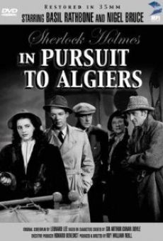 Pursuit to Algiers on-line gratuito