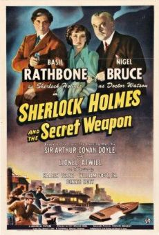 Sherlock Holmes and the Secret Weapon on-line gratuito
