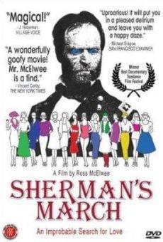Ver película Sherman's March