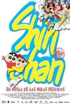 Shin chan en busca de las bolas perdidas online