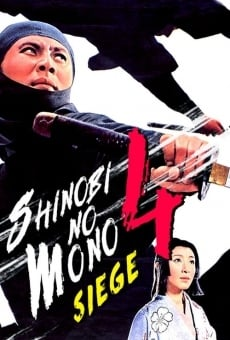 Shinobi No Mono 4: Siege online streaming