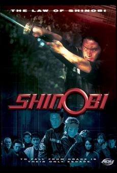 Ver película Shinobi: The Law of Shinobi