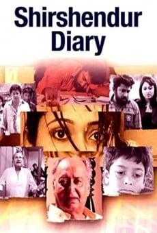 Ver película Shirshendur Diary