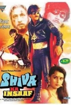 Ver película Shiva Ka Insaaf