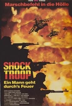 Ver película Shocktroop