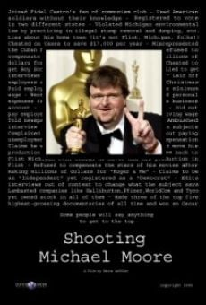 Película: Shooting Michael Moore