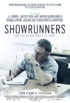 Showrunners: The Art of Running a TV Show on-line gratuito
