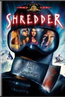 Shredder online streaming