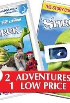 Shrek 4-D online