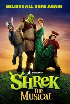 Shrek the Musical on-line gratuito