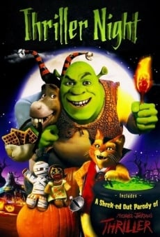Película: Shrek: Thriller Night