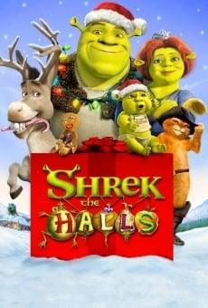 Shrek the Halls on-line gratuito