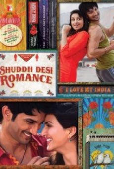 Ver película Shuddh Desi Romance