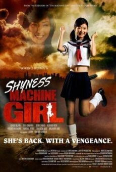 Ver película Shyness Machine Girl