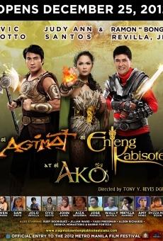 Ver película Si Agimat, si Enteng Kabisote at si Ako