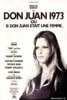 Película: Si Don Juan fuese mujer