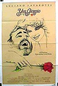 Película: Sí, Giorgio