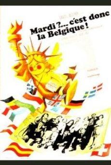 Ver película Si hoy es martes, esto es Bélgica