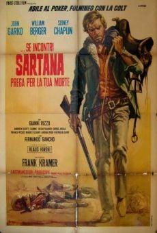 Se incontri Sartana prega per la tua morte on-line gratuito