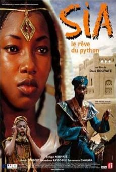 Sia, le rêve du python (Sia, the Myth of the Python) on-line gratuito