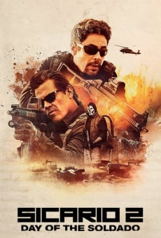 Sicario: Day of the Soldado on-line gratuito