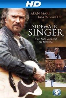 Ver película Sidewalk Singer