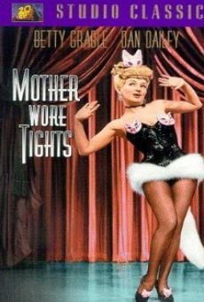 Mother Wore Tights on-line gratuito