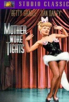 Watch Mother Wore Tights online stream