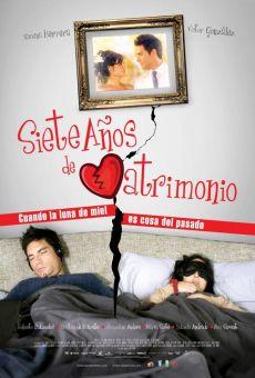Ver película Siete años de matrimonio