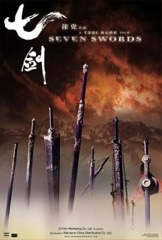 Ver película Siete espadas