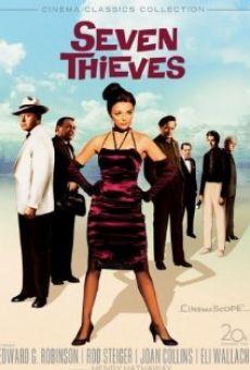 Ver película Siete ladrones