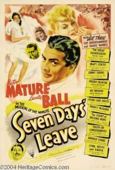 Seven Days' Leave on-line gratuito