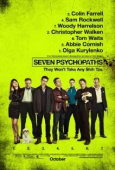 Seven Psychopaths on-line gratuito
