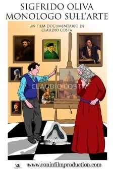 Sigfrido Oliva - Monologo sull'arte online kostenlos