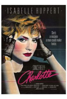 Ver película Signé Charlotte