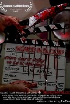 Signed in Blood gratis