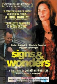 Película: Signs & Wonders