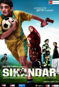 Watch Sikandar online stream