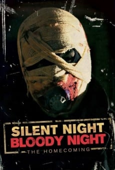 Película: Silent Night, Bloody Night: The Homecoming