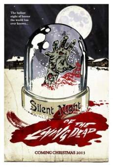 Ver película Silent Night of the Living Dead
