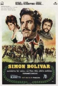 Ver película Simón Bolívar