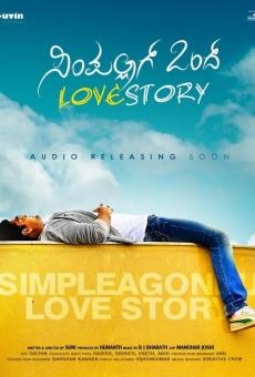 Ver película Simple Agi Ondh Love Story