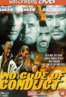Ver película Sin código de conducta